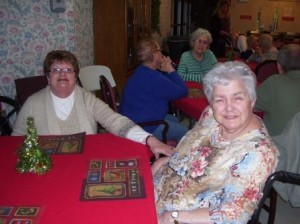 Resident- FamilyChristmas Party